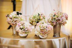 Bridebook.co.uk- wedding flowers in jars