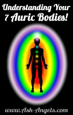 Understanding Your 7 Auric Bodies... Click to learn more!   #aura #askangels