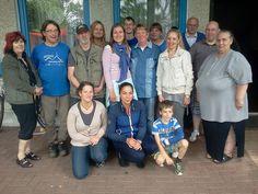 Abschied von Alice Ebert am Ende des Einsatzjahres in St. Joseph (15.08.2014)