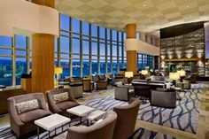 The award-winning AAA 4-Diamond Fairmont Vancouver Airport Hotel offers ideal convenience, stunning views, and luxury service. Truly feel like a VIP when you book with Travel with Terra and get these Exclusive Terra Perks **Continental Breakfast for two daily, Two Signature Cocktails in Jetside Bar & Welcome Amenity.