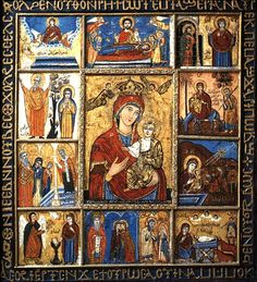 Koptskie ikonuy