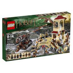Lego Black Horse Minifigure Movable Legs LOTR Ringwraith Horse 9472 79007 D8