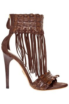 Roberto Cavalli - Women's Accessories - 2011 Spring-Summer