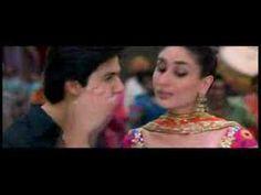 The moment I realized I REALLY liked Shahid Kapoor.    Nagada Nagada - Jab We Met