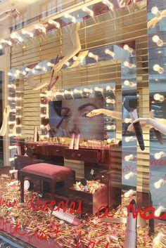 Studio xag   Charlotte Tilbury's Make-up House of Rock 'N' Kohl    Selfridges