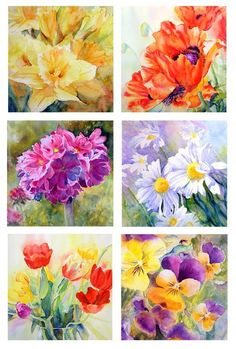 WATER-COLOR-PAINTINGS-BY-Ruth-S-Harris