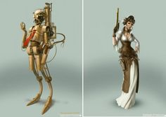 Google Image Result for http://nerdapproved.com/wp-content/uploads/2011/02/steampunk-star-wars-590x418.jpg%3Fcb5e28