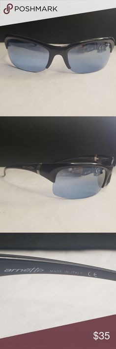 8043e0d6d12 Shop Women s Arnette Black size Sunglasses at a discounted price at Poshmark.  Description  Up for sale are a pair of preowned ARNETTE Sunglasses.