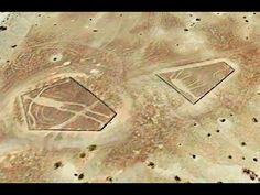 Los Extraños Geoglifos Gigantes del Desierto - YouTube