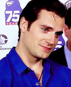 Henry Cavill at Superman 75th Comic-Con Party