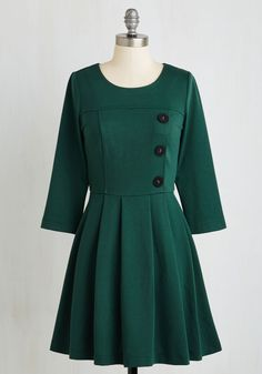 Either Or Dress in Forest, #ModCloth