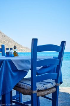 Ostria restaurant, Plaka, Crete, Greece : try out fresh fish with gorgeous views over the sea and Spinalonga Island