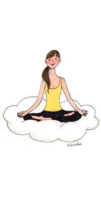 Une rentrée en apesanteur avec une séance de yoga géante