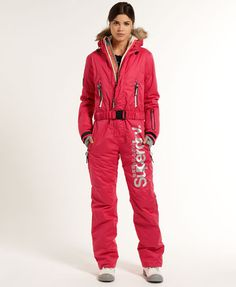 Superdry Glacier Ski Suit