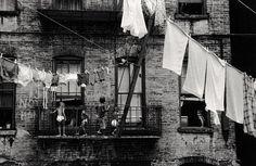 Harlem New York 1962 Photo: Bruce Davidson
