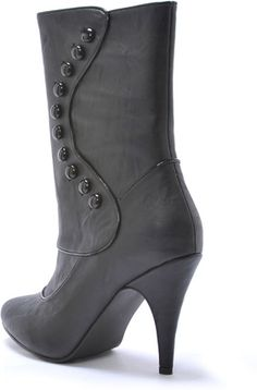 SHOES RUTH VICTORIAN BK SZ 7 Price: $53.95