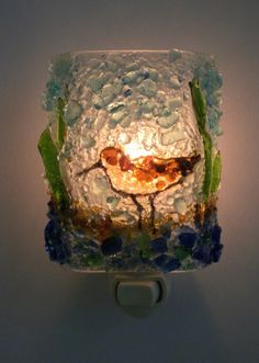 Sandpiper Recycled Night Light, Mia's Marketplace