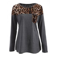 SHARE & Get it FREE | Leopard Print Long Sleeve TeeFor Fashion Lovers only:80,000+ Items·FREE SHIPPING Join Dresslily: Get YOUR $50 NOW!