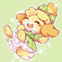 video made the nintendo characters look both cute and weird. Isabelle was a cute one! ^-^That video made the nintendo characters look both cute and weird. Isabelle was a cute one! Animal Crossing Qr, Animal Crossing Villagers, Animal Crossing Pocket Camp, Animal Games, My Animal, Acnl Art, Ac New Leaf, Happy Home Designer, Nintendo Characters