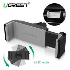 Air Vent 360 Adjustable Ugreen Car Holder for iphone Samsung