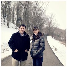 User Actions     Follow   Half the Sky MvmtVerified account ‏@Heather Flores Thrilled to have Jennifer Garner join us in West Virginia as we shoot our new series! Here she is with @Nicholas Kristof. pic.twitter.com/hGI9UFlOTg