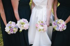 Wedding dress by KAREN WILLIS HOLMES. {The 'Jacqueline' gown} #wedding #weddingdress #karenwillisholmes