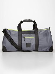 Perfect for yoga or Pilates. Fits your gym clothes and your mat and has a separate wet pouch for your towel.