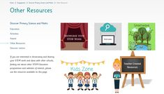Grav is an easy to use, yet powerful, open source flat-file CMS Primary Science, Science Curriculum, Science Resources, Educational Activities, Learning Resources, Classroom Activities, Primary School, Math Sites, Empowering Parents