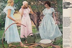 Mes 100 Idées: Les robes des demoiselles Manet