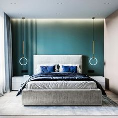 How do you like colors?Bedroom from our new project in St. Wardrobe Design Bedroom, Master Bedroom Interior, Bedroom Bed Design, Home Decor Bedroom, Bedroom False Ceiling Design, Hotel Room Design, Small Modern Home, Suites, Minimalist Bedroom