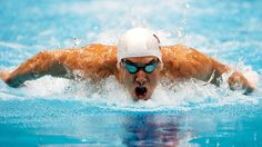 Phelps 200m Butterfly heat