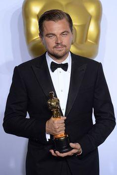Leonardo DiCaprio Frozen Seafood LoveTheWild | British Vogue