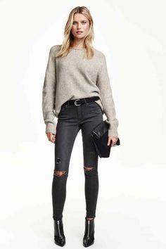 Slim Regular Jeans   H&M