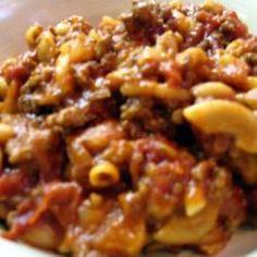 Minced Beef Goulash Recipe on Yummly. @yummly #recipe