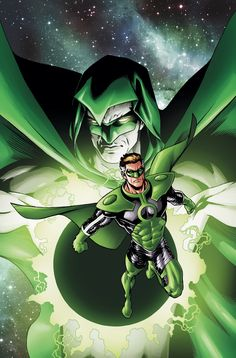 DC Universe Legacies - Hal Jordan & Spectre