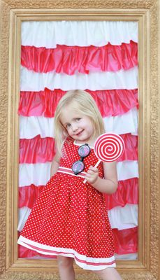 @ Kimmy Backdrop is plastic table cloths from the dollar store. Party tips and tricks designed to help you add a little fun into your life. summer bash using dollar store party supplies theme birthday kid toddler budget cheap easy