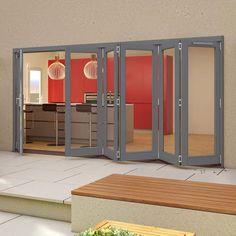 Folding Patio Doors Folding Patio Doors, The Doors, Natural Light, Garage Doors, Indoor, Outdoor Decor, Wall, Furniture, Home Decor