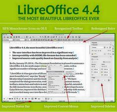 LibreOffice 4.4 - Novità e installazione in Windows, GNU/Linux e Ubuntu