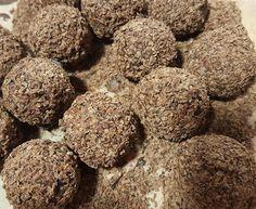 100% Dark Chocolate Truffles