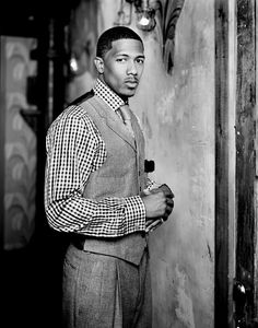 Nick Cannon by Sumner Dilworth