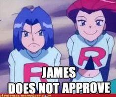 pokemon jessie and james - Google Search