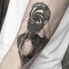 Surrealism tattoos