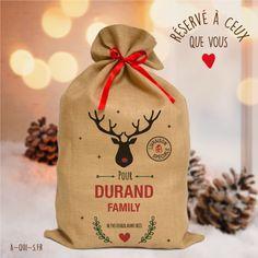 et voilà la livraison de Noël pour la Famille Durand est arrivée ! 24€ le sac de Noël livraison comprise ;)