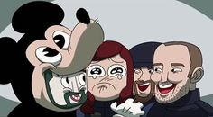 Hunted by the Joker Seananners, LolRenayNay, Gassy Mexican, Mark