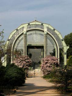 Museum National dHistoire Naturelle, Jardin des Plantes (Botanical Gardens), Paris, France