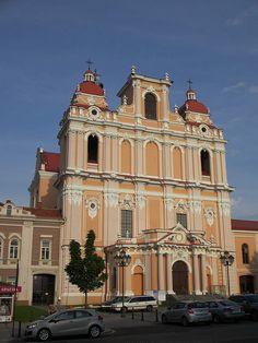 St. Casimir church, Vilnius, Lithuania by Paul McClure DC, via Flickr
