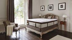 Art & Mañas » Dormir de lujo. Colchones Stearns & Foster,