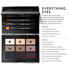Makeup How-To: Apply Eyeshadow Three Ways + Pro Tips from Bobbi Brown