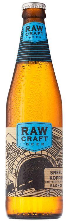 Raw Craft Beer | A Rawsonville Original Beer Industry, Wine And Liquor, Craft Beer, Brewery, Beer Bottle, African, Drinks, Crafts, Beer