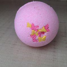 Hello Sugar Bath Bombs Sweet Citrus Scent by CountryMarketCrafts